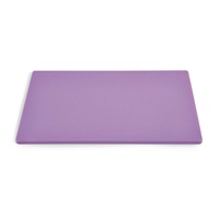 305x457x13mm Chopping Board Violet (designated for use with gluten- or allergen-free cooking)