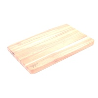 380x250x36mm Wooden Chopping Board Pine