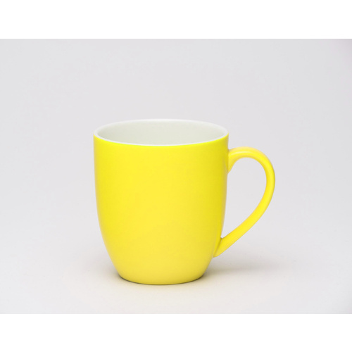 425ml Yellow Coffee Mug