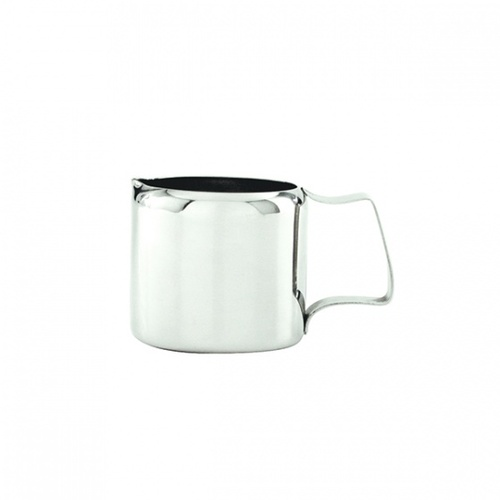 90ml Milk Jug S/S Straight Side (T07003)