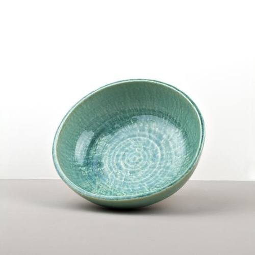 230mm Serving Bowl Turquoise