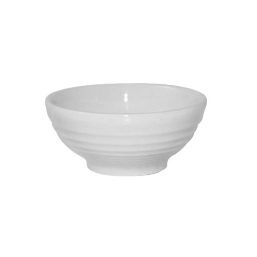 104mm Ripple Bowl - White - 170ml