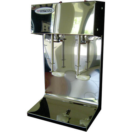 Hayman Double Milkshake Machine
