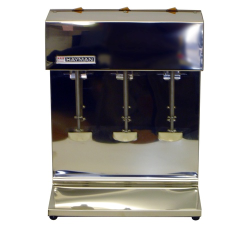 Hayman Triple Milkshake Machine