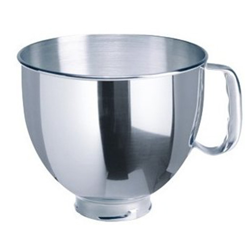 Stainless Steel Bowl for Tilt head 4.8 Litre Kitchen Aid Mixer Artisan