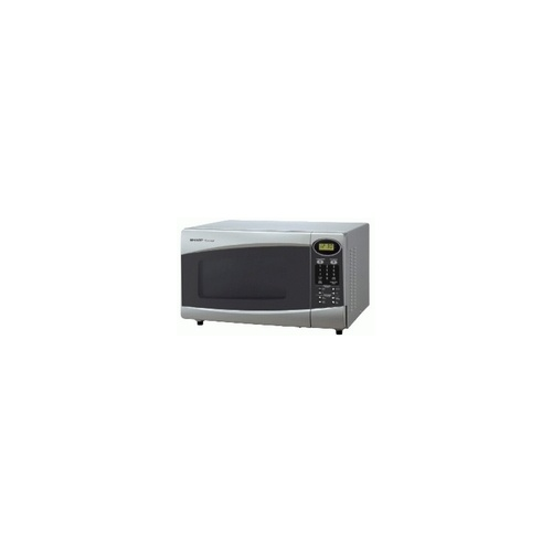 Microwave Sharp 1100w Silver