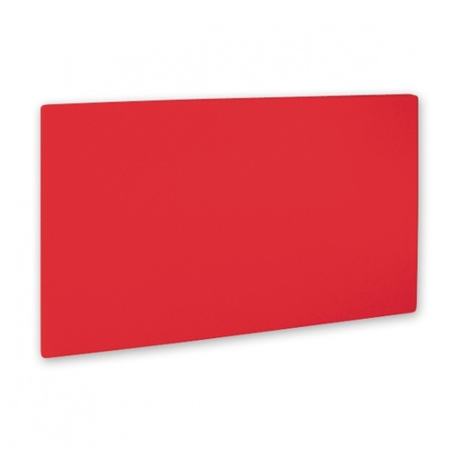 530 x 325 x 20mm Red Chopping Board