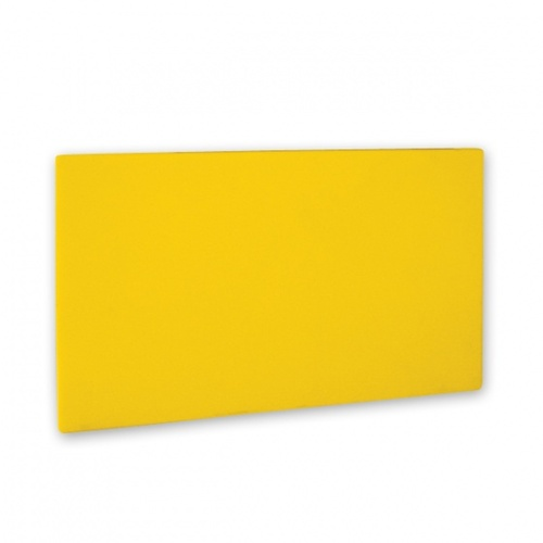 530x325x20mm Chopping Board Yellow