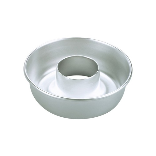 250 x 45mm Savarin Mould - Aluminium