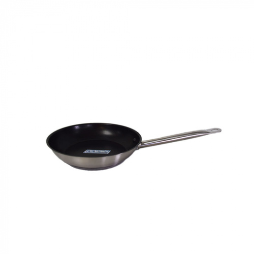 240mm Frypan Non-stick, S/S