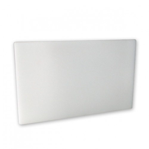 300 x 450 x 12mm White Chopping Board