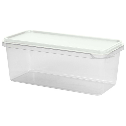 3.2 Ltr Rectangular Food Container  274 x 144 x 112mm