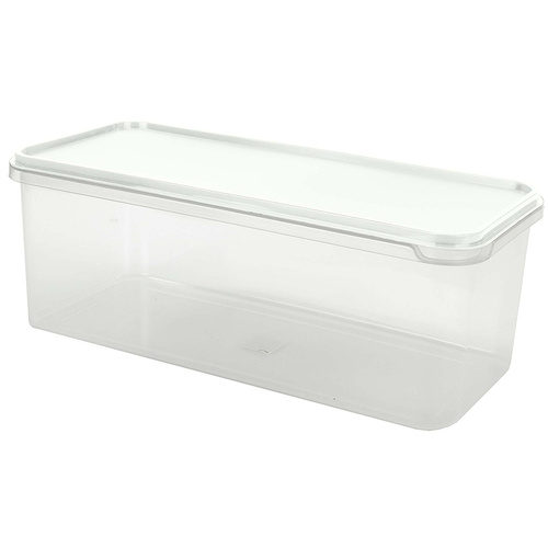 6.5 Ltr Rectangular Food Container  370 x 168 x 140mm