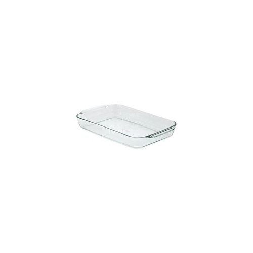 1.9ltr Glass Baking Dish Rectangle 250mm