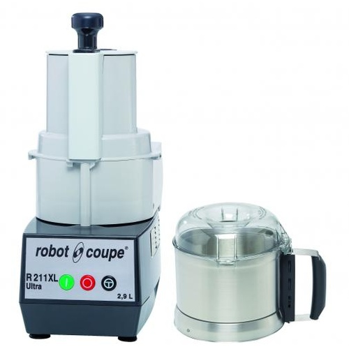 Robot Coupe R211XL Ultra Food Processor (includes 4 discs)