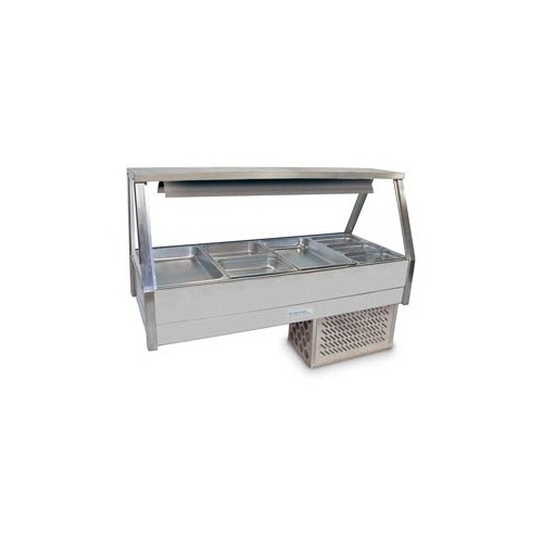 Roband ER25RD Cold Food Display Cabinet (No Pans)