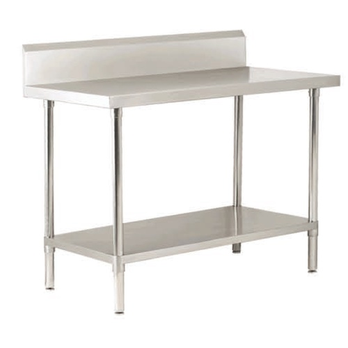 900W x 610D x 900Hmm Bench Stainless Steel