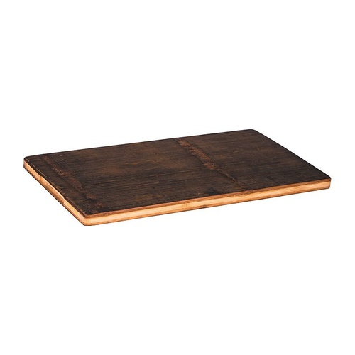 Peer Sorensen Black Bamboo Serving Board 45 x 24 x 2cm