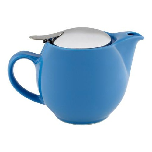 Teapot 450ml Sky Blue Zero