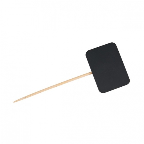 Chalk Board Skewer 180mm (Box of 25)
