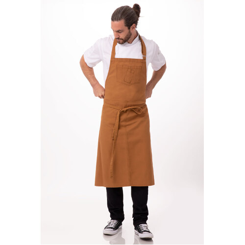 Rockford Nutmeg Chefs Apron Chef Works