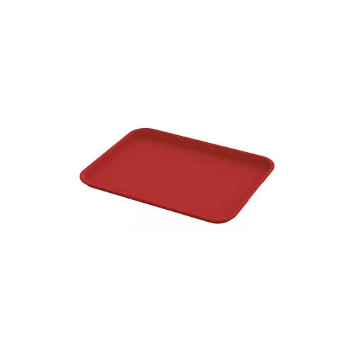 305x406mm Red Fast Food Tray Vollrath