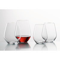 630ml Authentis Stemless Bordeaux Wine Glass, Spiegelau