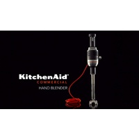 Kitchen Aid Hand Stick Blender Commercial complete with Carry case 750w, 450mm Shaft (12 month Commercial warranty)