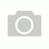 Cocktail Paper Straw White (Pkt 250) Green Bean