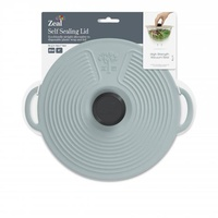 230mm Silicone Sealing Lid Neutral Colours, Zeal
