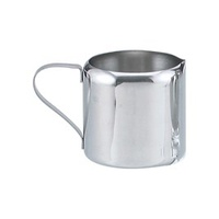 140ml Stainless Steel Straight Milk Jug