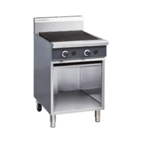 Moffat Cobra CB6 Gas BBQ/Chargrill On Open Cabinet Base - 600mm Wide