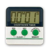 Big Digit Timer - 99 minutes 59 seconds