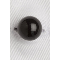 Black Stud Button (Packet of 10) Chef Works