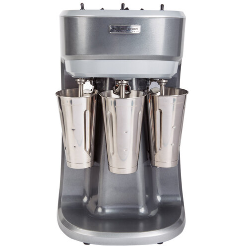 Hamilton Beach Triple Milkshake Machine