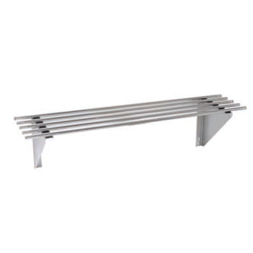 2400mm Pipe Wall Shelf